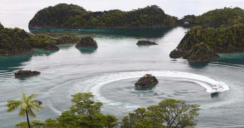 Hasil gambar untuk pulau pianemo