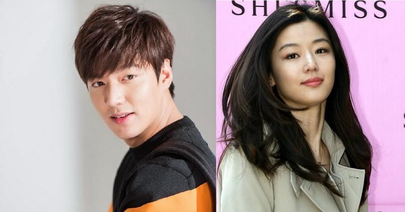 Drama Baru Lee Min Ho Jun Ji Hyun Dijual Mahal Di China Okezone