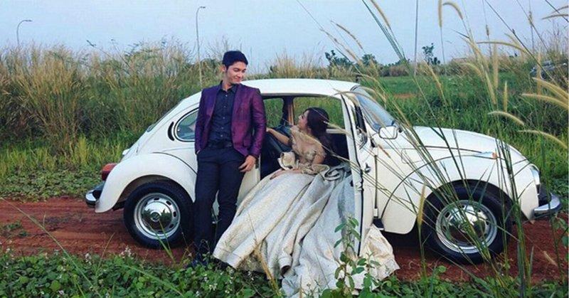 Foto Prewedding Franda Tampil Secantik Princess Okezone Lifestyle