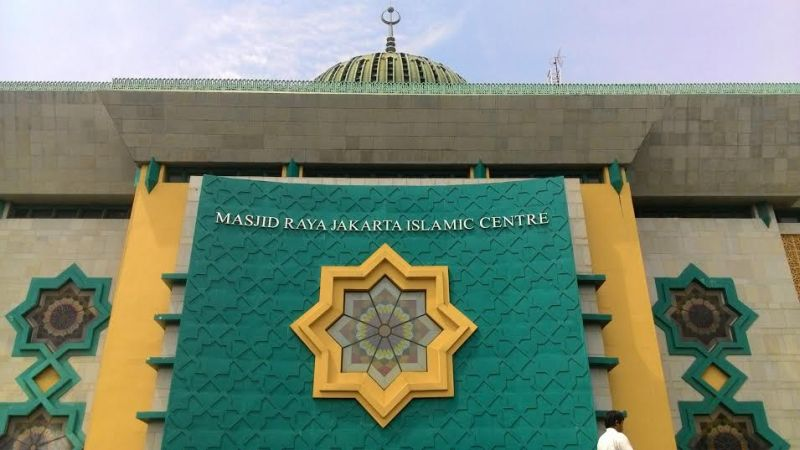 Keistimewaan Masjid Raya Jakarta Islamic Centre Okezone Lifestyle