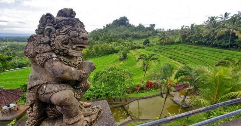 Wisata Agro Di Klungkung Bali Mulai Diminati Pengunjung