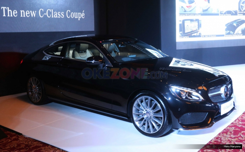 Mercedes C Class Coupe >> Mercedes Benz Belum Akan Rakit C Class Coupe Estate Di