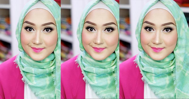 Model Hijab Dian Pelangi Hijabfest