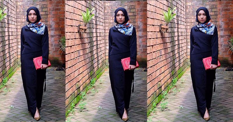 Padu Padan Busana Warna Hitam Agar Tak Monoton Untuk Hijabers