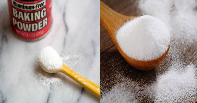 Sering Keliru Baking Soda Dengan Baking Powder Yuk Kenali