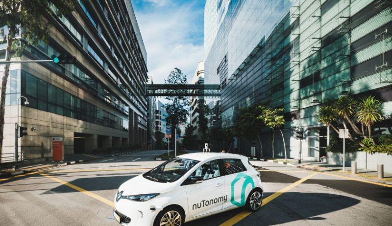 2019 Singapura akan Diramaikan Taksi-taksi Tanpa Pengemudi