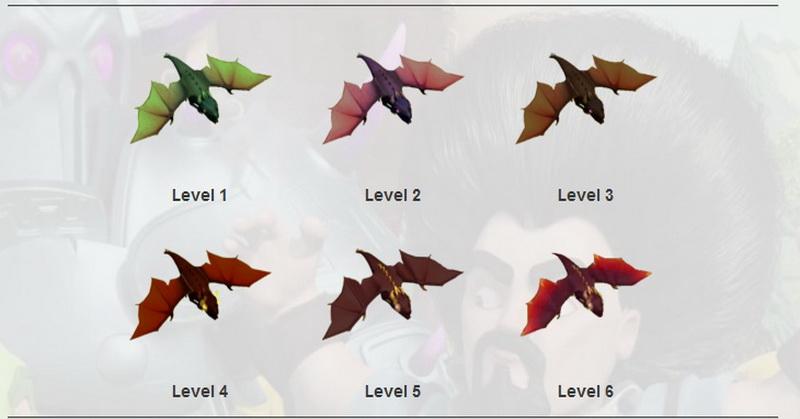 Keganasan Dragon Level 6 Di Game Clash Of Clans Okezone Techno