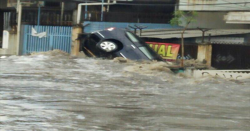 kerugian sementara akibat banjir di bandung rp16 8 miliar okezone news rh news okezone com