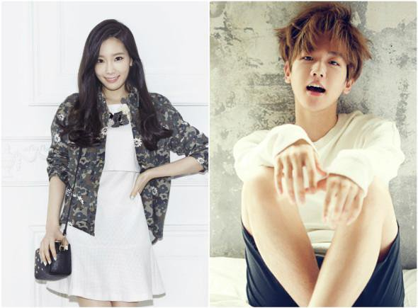 baekhyun exo dan taeyeon snsd dating Are snsd's taeyeon and exo's baekhyun back together again rumor has it, yes they say rejoice once again shippers, because after the rain comes a beautiful rainbow.