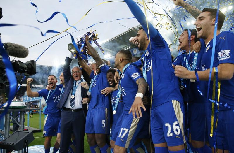 Leicester City Juara Liga Inggris 2016