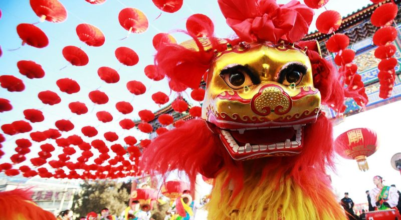 China memiliki arti sebagai bangsawan, kekuatan, kemakmuran, dan keberuntungan besar.
