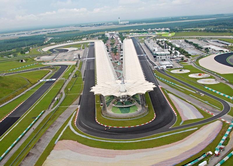 Sirkuit MotoGP Sepang Malaysia