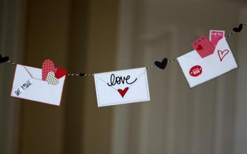 Kumpulkan Semua Surat Cinta Percantik Kamar Agar Valentine