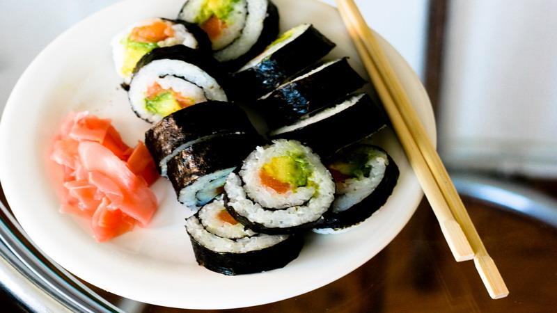 Makan Sushi Hei Jangan Lakukan 5 Hal Ini Okezone Lifestyle