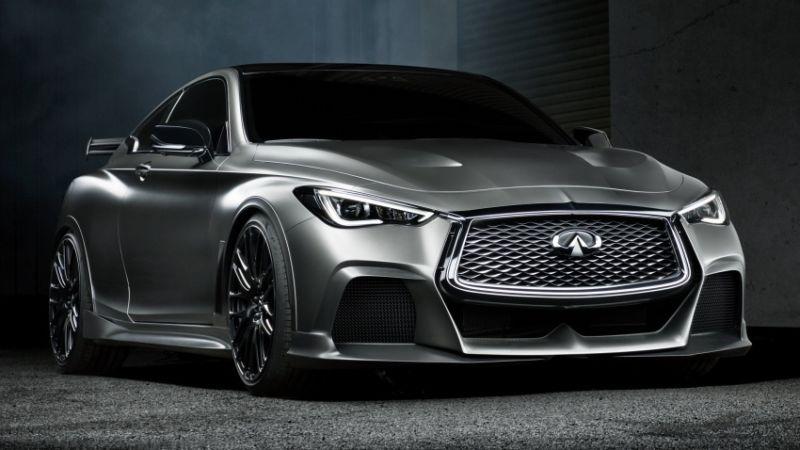 Q60 Black S >> Infiniti Q60 Project Black S Terinspirasi Dari Mobil Formula