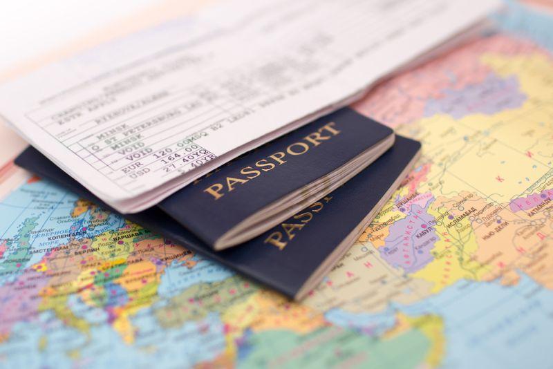 Tata Cara Mengajukan Visa Di Beberapa Negara Okezone Economy