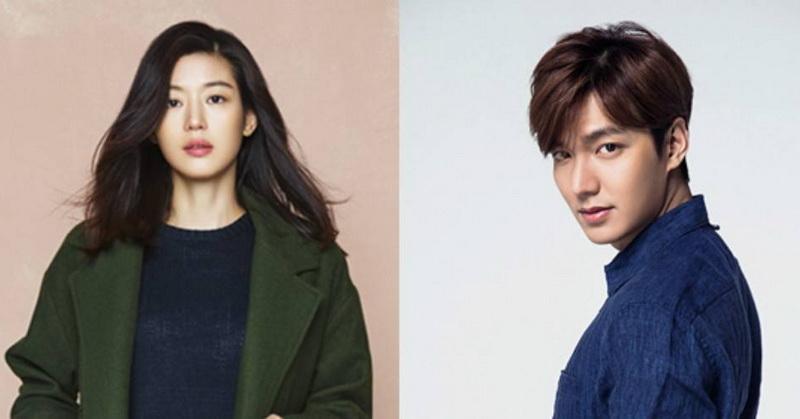 Adegan Mesra Lee Min Ho Dan Jun Ji Hyun Ini Khusus Dewasa Lho