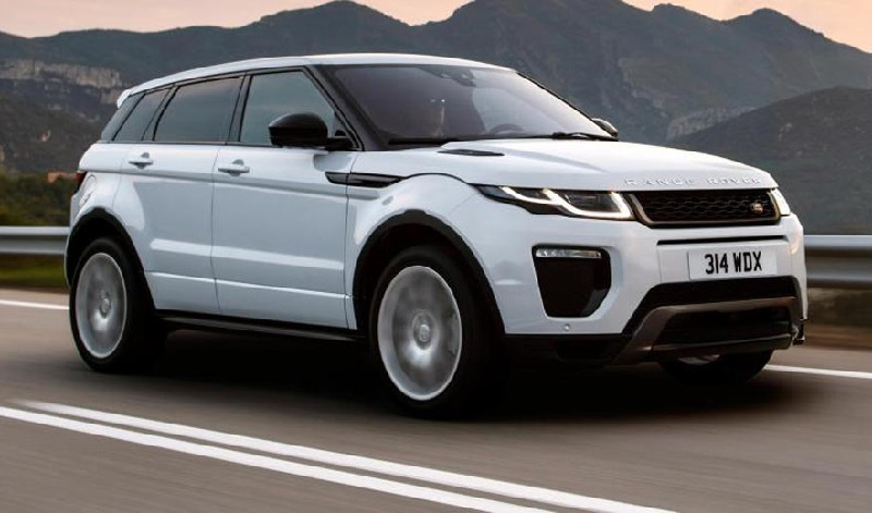 Range Rover Evoque >> Range Rover Evoque Dan Discovery Sport Model 2018 Gunakan