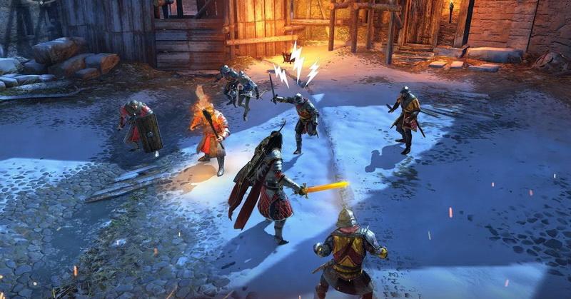 Hasil gambar untuk gambar game android iron blad