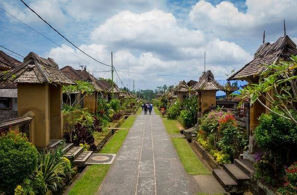 Indahnya Menyambangi Desa Penglipuran Bali Okezone Lifestyle