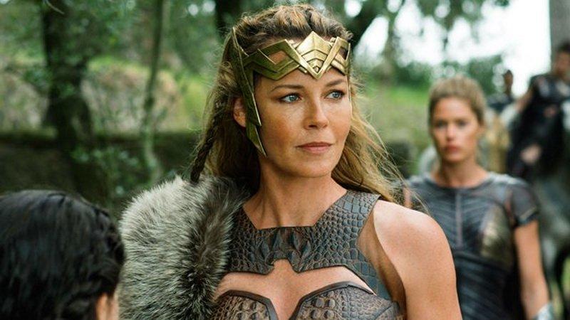 Ratu Amazon Ambil Bagian di Film Justice League : Okezone Celebrity