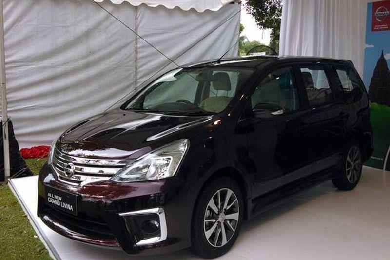 Nissan Siapkan Generasi Penerus Grand Livina Kerja Sama Dengan