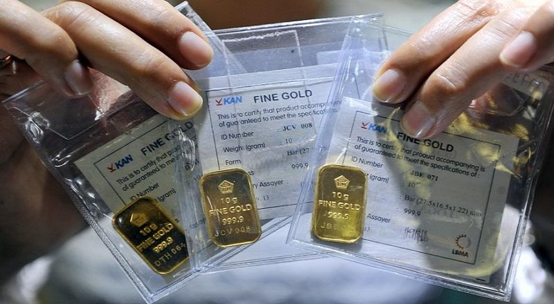 Mau Investasi Emas Batangan Yuk Pelajari Aturan Pajak Yang Baru