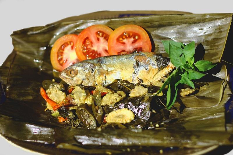 resep ikan pepes peda