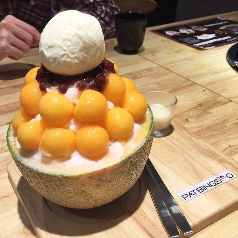 Backpacker Diary Patbingsoo Dessert Khas Korea Yang Laris Manis