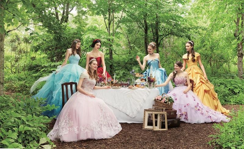 Cantik Gaun Pengantin Yang Bikin Kamu Tampil Bak Princess Disney Di