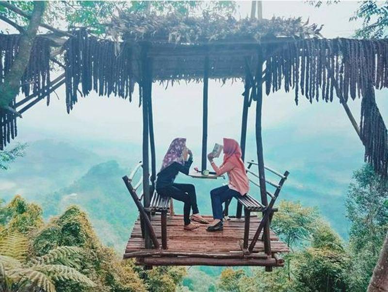 Uncover Indonesia Puncak Mustika Manik Wisata Seru Di