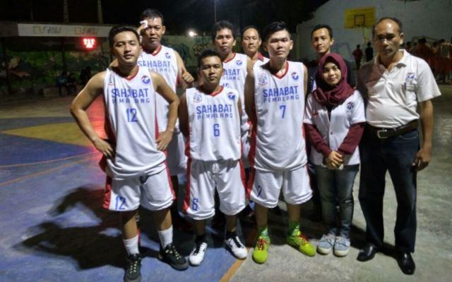 Tim Basket Sahabat Perindo Tembus Semifinal