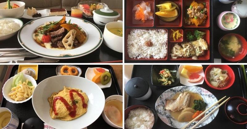 Bikin Kepengen Makanan Untuk Pasien Di Rumah Sakit Jepang Seperti