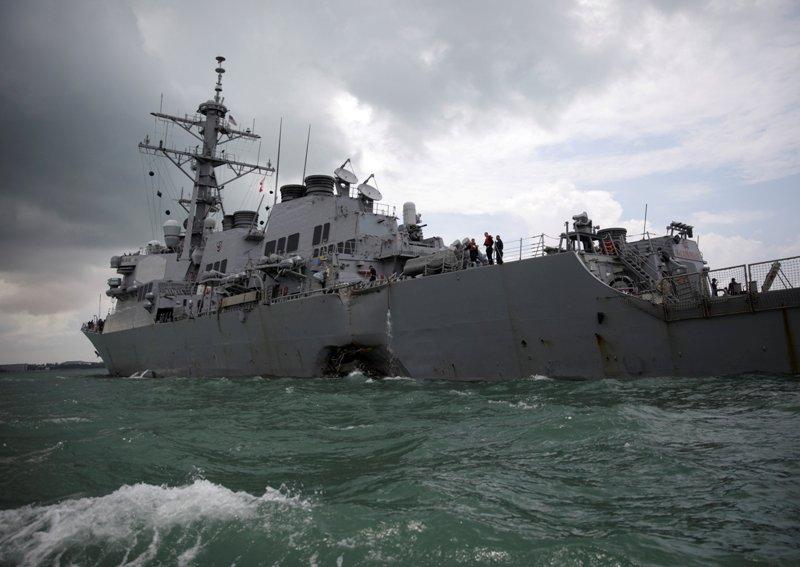 https: img.okeinfo.net content 2017 10 11 18 1793127 komandan-kapal-perusak-as-yang-menabrak-kapal-tanker-di-singapura-dibebastugaskan-riJ5Gp00pt.JPG