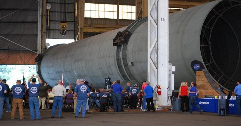 Luar Biasa! Mesin Roket Terkuat NASA Siap Meluncur di 2019