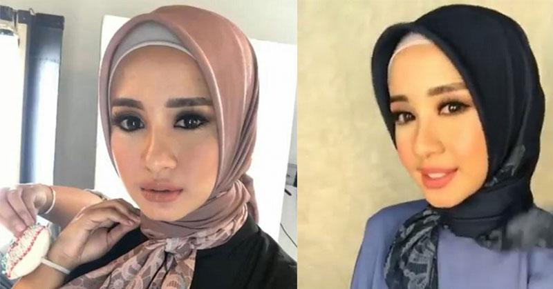 Inspirasi Model Hijab Tutorial Hijab Segiempat Bella Square