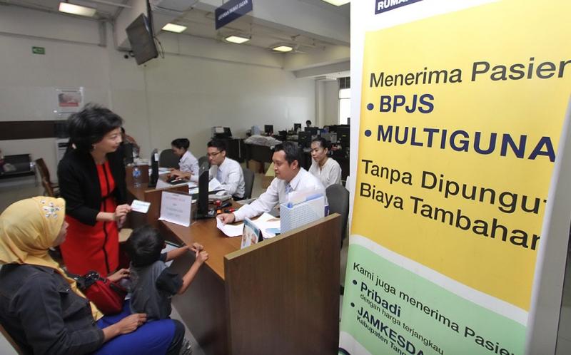 JKN-KIS saat ini sudah hampir 80 persen penduduk Indonesia atau lebih 223.000 ribu jiwa.