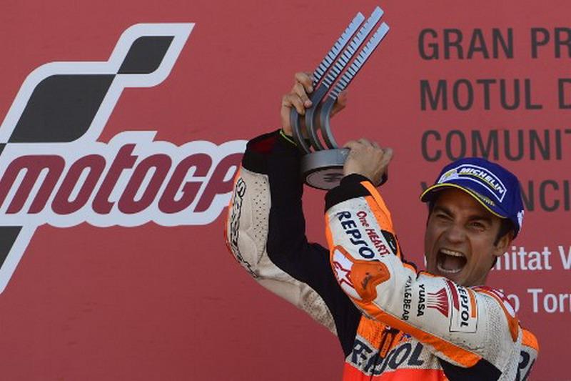 Dani Pedrosa Ngarep Bisa Jadi Juara Dunia