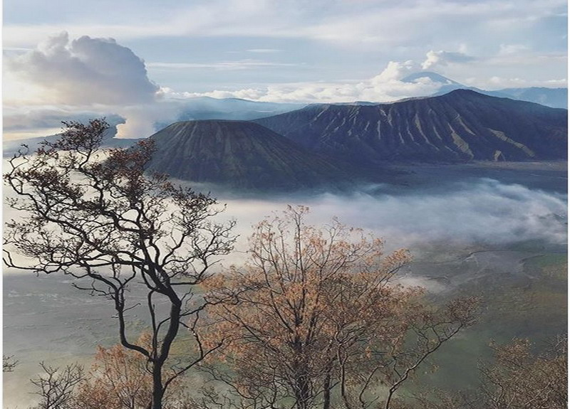Menguak Keindahan Gunung Bromo Semeru Dari Mata Lensa Mira