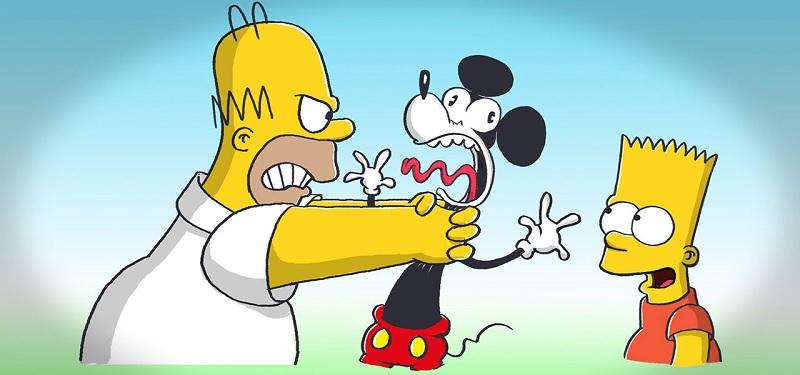Efek Merger Dengan Disney Masa Depan Animasi Fox Terombang Ambing