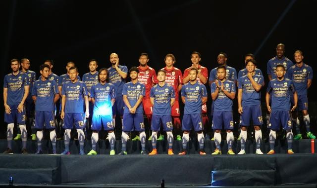 Skuad Persib Bandung (Foto: ANTARA)