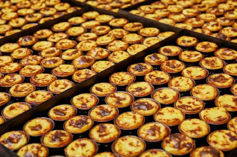 Ini Dia Pastel De Nata Kue Khas Portugis Paling Populer Di Dunia