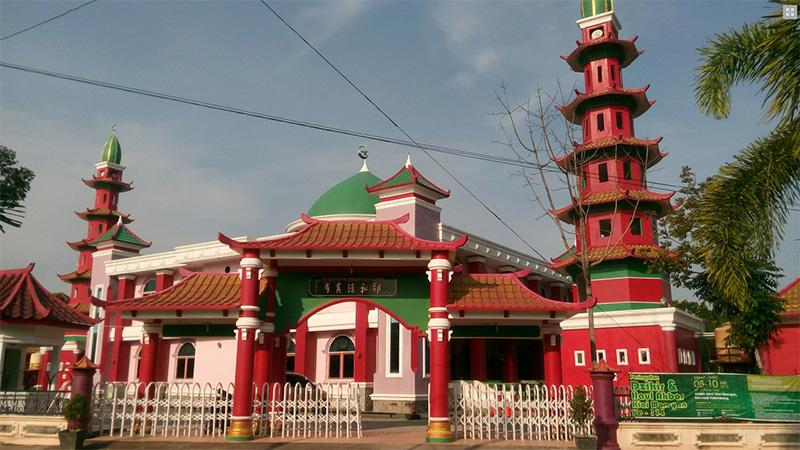 Masjid Cheng Hoo, Destinasi Wisata Religi di Palembang : Okezone ...