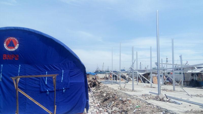 Hasil gambar untuk shelter kampung akuarium, okezone
