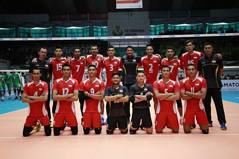 Timnas Voli Indonesia Siap Gelar Uji Coba Jelang Asian Games 2018 : Okezone Sports