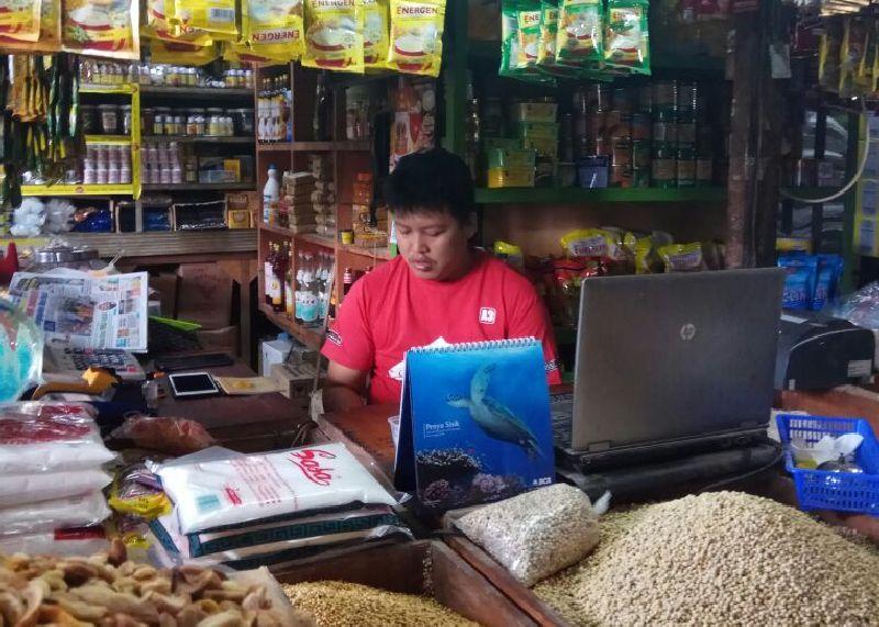 Contoh Laporan Penjualan Harian Toko Sembako