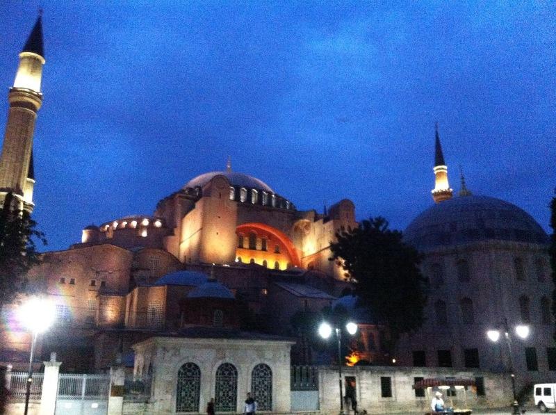 Menengok Hagia Sofia Ikon Turki Yang Ingin Diubah Kembali Jadi