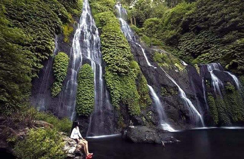 Berikut 5 Air Terjun Tersembunyi Di Bali Yang Belum Banyak