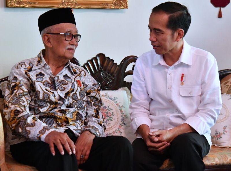 Mang Ihin Minta Jokowi Tuntaskan Revitalisasi Sungai Citarum