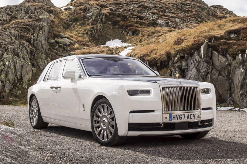Rolls Royce Phantom 2018 Jadi Yang Termahal Di India Berapa